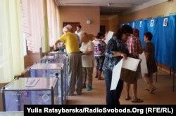 Проміжні вибори у Дніпрі. 17 липня 2016 року