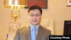 Узбекский политолог Камолиддин Раббимов.