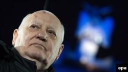 Михаил Горбачев. Ноябрь 2014
