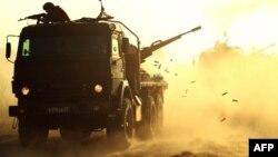 Архивска фотографија: Руски воени вежби