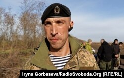 Морской пехотинец Дмитрий