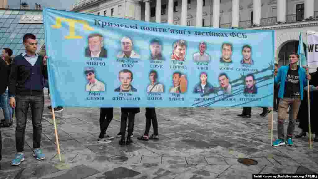 Рахунок кримчан, яких тримаються у російських тюрмах за сфабрикованими справами, йде на десятки