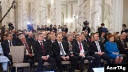 III Глобальный Бакинский форум. Архивное фото