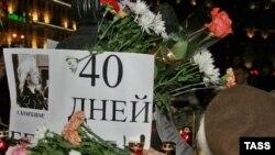 Анну Политковскую поминали в среду в разных городах России