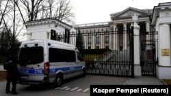 Ambasada Rusiei la Varșovia (arhivă)