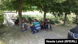 Migranti kod subotice, Foto: Vesela Laloš