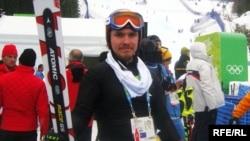 Андрей Дрыгин трижды представлял Таджикистан на зимних олимпийских играх