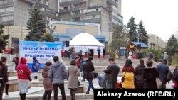 Фестиваль ремёсел Центральной Азии
