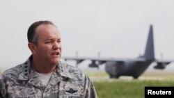 Главниот командант на НАТО во Европа, генералот Филип Бридлав