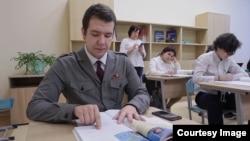 """Кадр из фильма Юрия Пивоварова """"Секретарь по идеологии"""""""