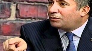 Azerbaijan -- MP Siyavush Novruzov - 2012