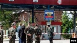На российско-лиовской границе