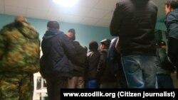 Тафтиши шиносномаҳои муҳоҷирони узбек дар Русия