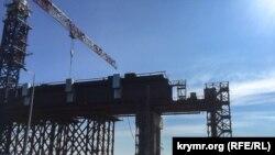 Відкриття мосту між незаконно анексованим Кримом і Росією через Керченську протоку. 16 травня 2018 року