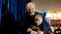 Like Father, Like Son: The Adventures Of Alyaksandr Lukashenka And His Son Kolya