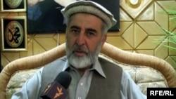 The governor of Kunar Province, Shuja-ul-Mulk Jalala