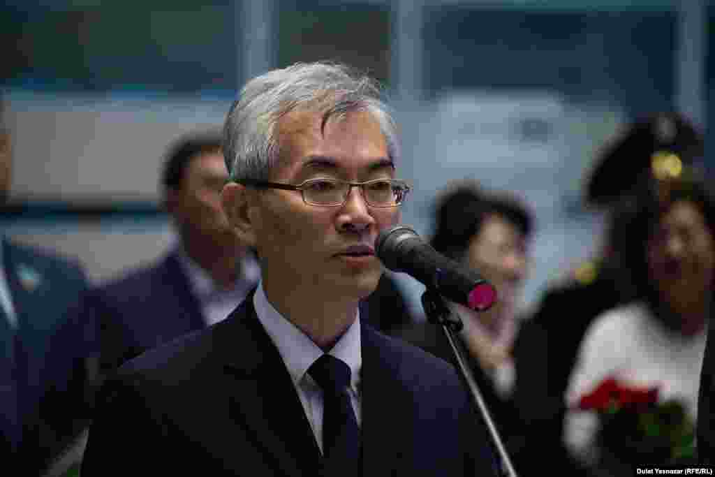 Посол Южной Кореи выразил соболезнования родным и близким Дениса Тена.