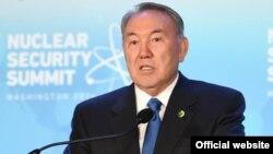 Нұрсұлтан Назарбаев. Вашингтон, 1 сәуір 2016 жыл.