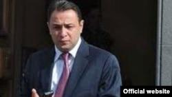 «Հայաստան» համահայկական հիմնադրամի գործադիր տնօրեն Արա Վարդանյանը: