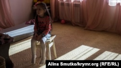Сафие, дочь фигуранта ялтинского «дела Хизб ут-Тахрир» Эмир-Усеина Куку