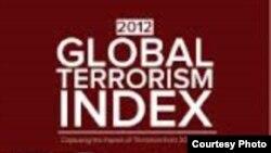 Индекс терроризма в мире.