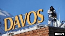 Securitate la Davos, 20 ianuarie 2020