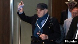 Charles Aznavour Yerevanda