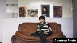 """Асеф Али Мухаммаддын """"Кабул сүрөтчүлөрү"""" фото отчетунан алынды"""