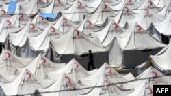 Һатай вилаятендәге качаклар лагере