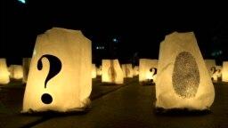Umiru počinioci, umiru oni koji znaju gdje su grobnice, odgovora nema... (Foto: Obilježavanje Dana nestalih, Priština 2013, ilustracija)