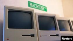 Алғашқы 128K Macintosh компьютері Массачусетстегі Vintage Mac Museum мұражайында тұр.