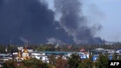 Донецк, 14 сентября 2014