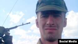 Сергій Трофимов, колишній бойовик «ЛНР» з Вітебська. Архівне фото