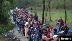 Migrantë...