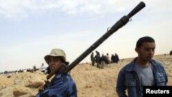 Хушанатҳо дар Либия мавҷ мезанад