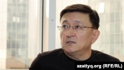 Айдар Әлібаев, экономист