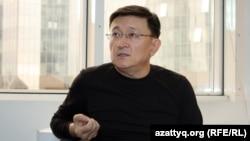 Айдар Алибаев, председатель неправительственной организации «Финпотребсоюз».