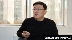 Айдар Алибаев, председатель правления Союза потребителей финансовых услуг.