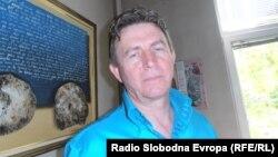 Орце Петковски, градежен инспектор во Куманово.