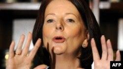 Премьер-министр Австралии Джулия Гиллард