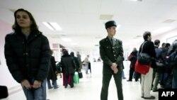 Aşgabadyň halkara aeroporty (illýstrasiýa suraty)
