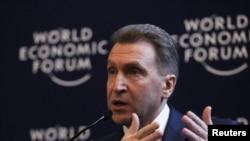 Игор Шувалов