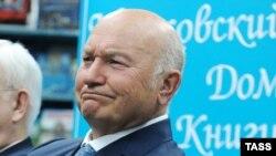 Former Moscow mayor Yury Luzhkov (file photo)