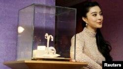 مجموعه ای از جواهرات شوپارد در جشنواره امسال کن