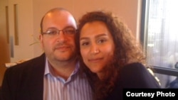 Jason Rezaian and Yeganeh Salehi were arrested in Tehran on the night of July 22.