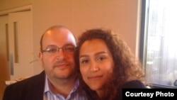 Jason Rezaian və Yeganeh Salehi