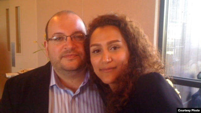 جیسون رضاییان، گزارشگر واشینگتنپست در ایران و همسر او، یگانه صالحی