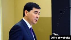 Бывший председатель агентства по регулированию естественных монополий Мурат Оспанов. Фото с официального сайта премьер-министра Казахстана.