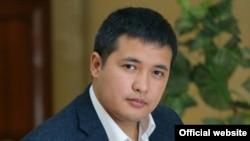 Искендер Шаршеев.