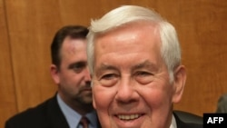 U.S. Senator Richard Lugar (Republican-Indiana) introduced a bill to lift trade restictions on Moldova.